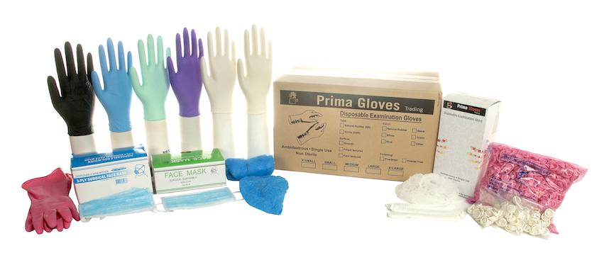 Prima Gloves Trading